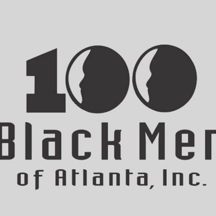 100 Black Men Logo